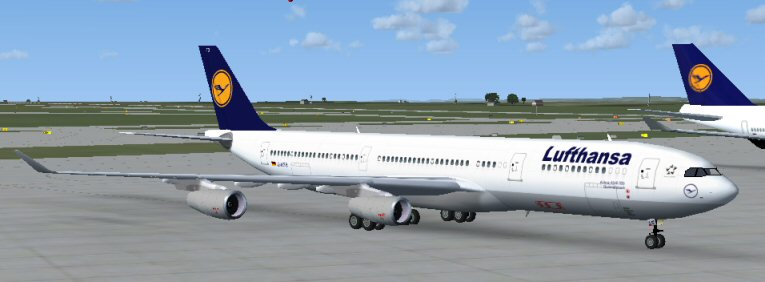 AI planes buried in ground - Ultimate Traffic Forums