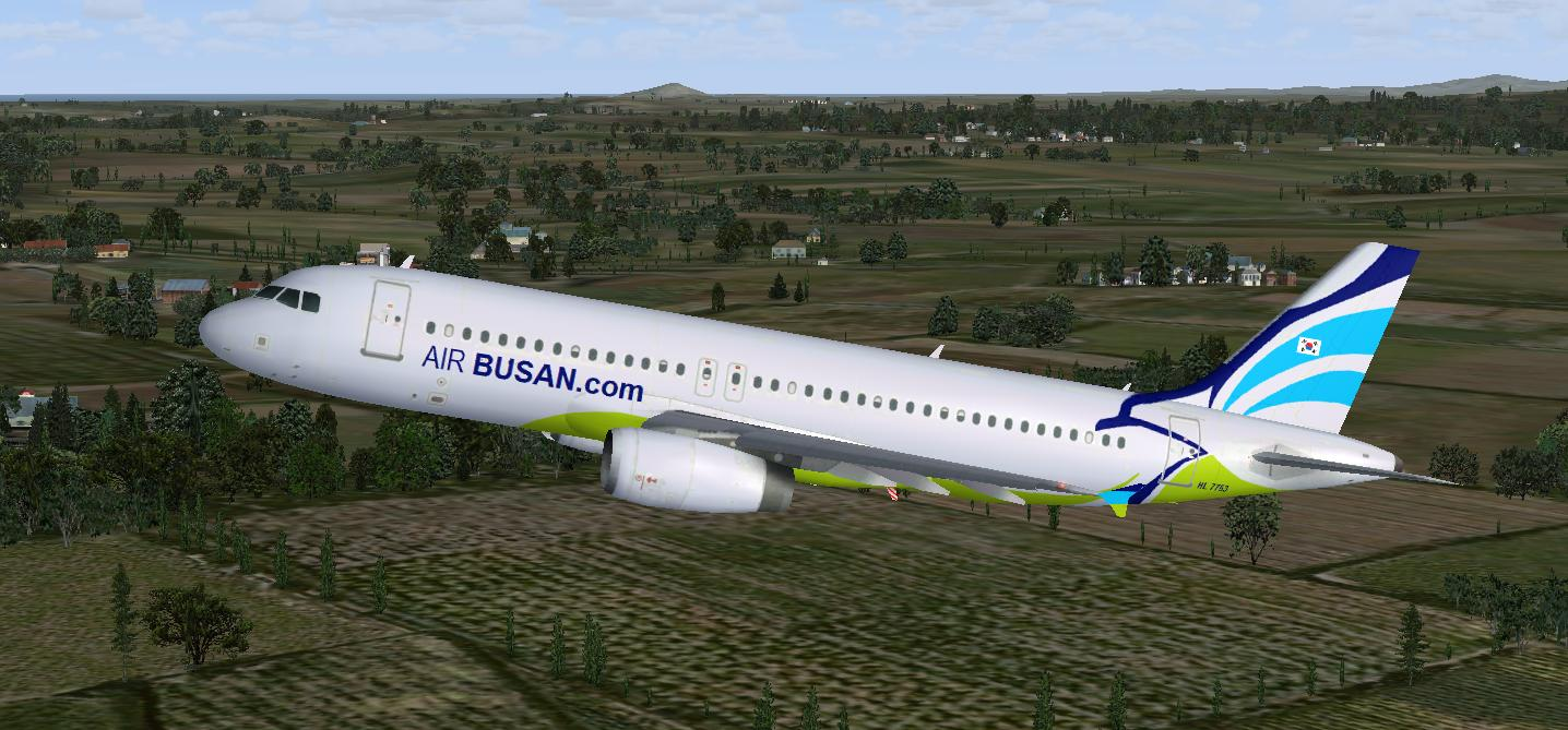 Air Busan A320 - Ultimate Traffic Forums