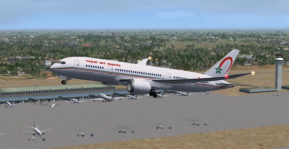 Royal Air Maroc Boeing 787-800 - Ultimate Traffic Forums